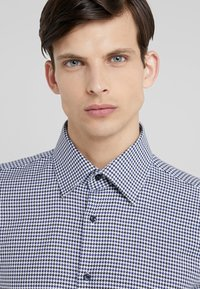 JOOP! - PYKE SLIM FIT - Camicia elegante - black/dark blue/white - 3