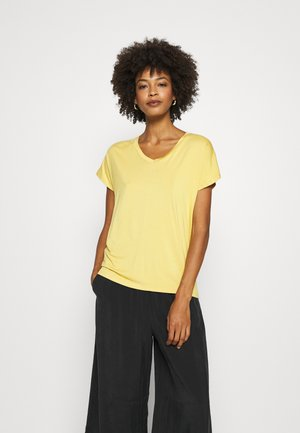 MARICA  - Basic T-shirt - yellow