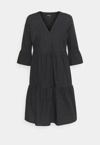 More & More - DRESS SHORT - Day dress - black - 0