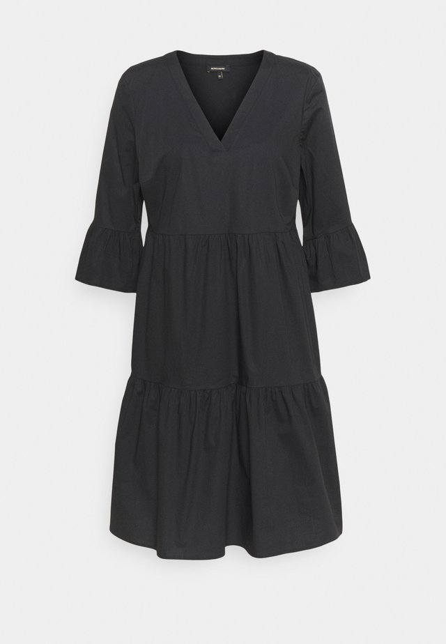 DRESS SHORT - Sukienka letnia - black