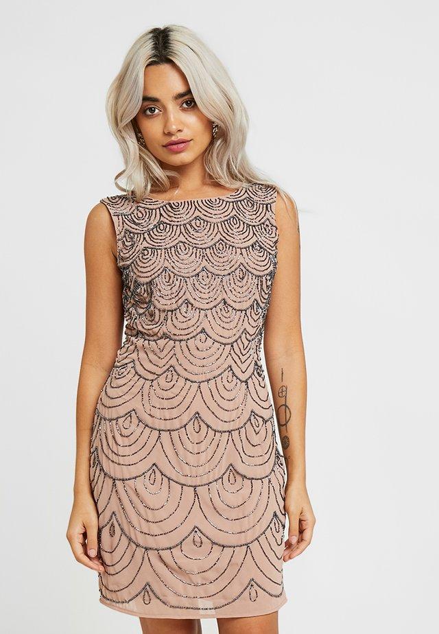 KATHLYN DRESS - Cocktailkleid/festliches Kleid - nude