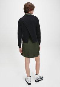 Calvin Klein Jeans - RELAXED  - Jumper - ck black - 2