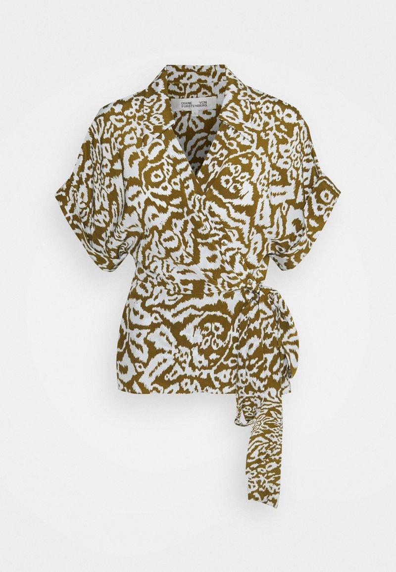 Diane von Furstenberg - DEBBIE - Pusero - bali leopard