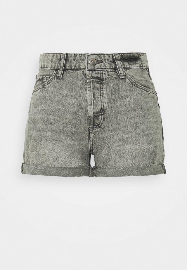 Szorty jeansowe - grey