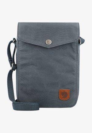 GREENLAND  - Across body bag - blue