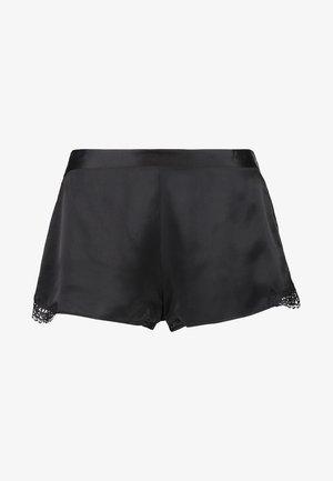 SHORTY  - Pyjama bottoms - black
