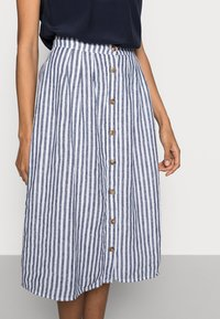 Esprit - SKIRT - A-line skirt - navy - 3