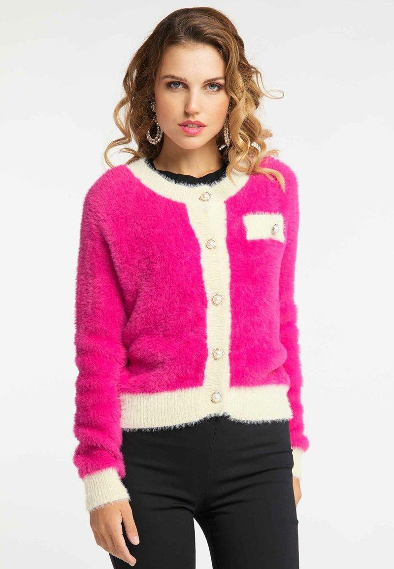 faina - Cardigan - pink