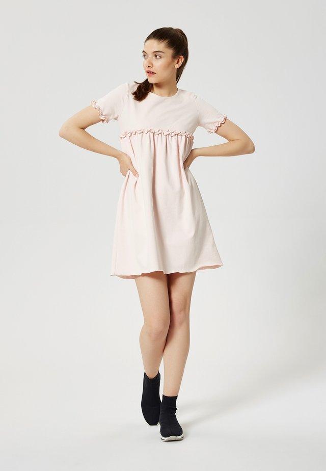Vestido ligero - rose pouding