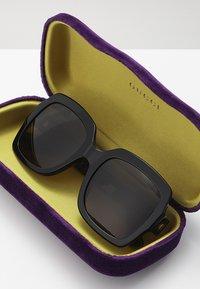 Gucci - Sonnenbrille - black/gree/brown - 2