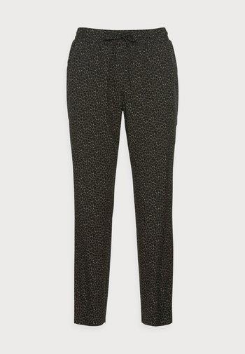 MELPIN MINIMAL - Kalhoty - black