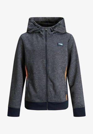 veste en sweat zippée - navy blazer