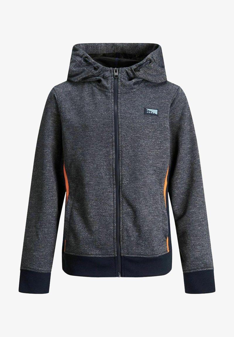 Jack & Jones Junior - Zip-up hoodie - navy blazer