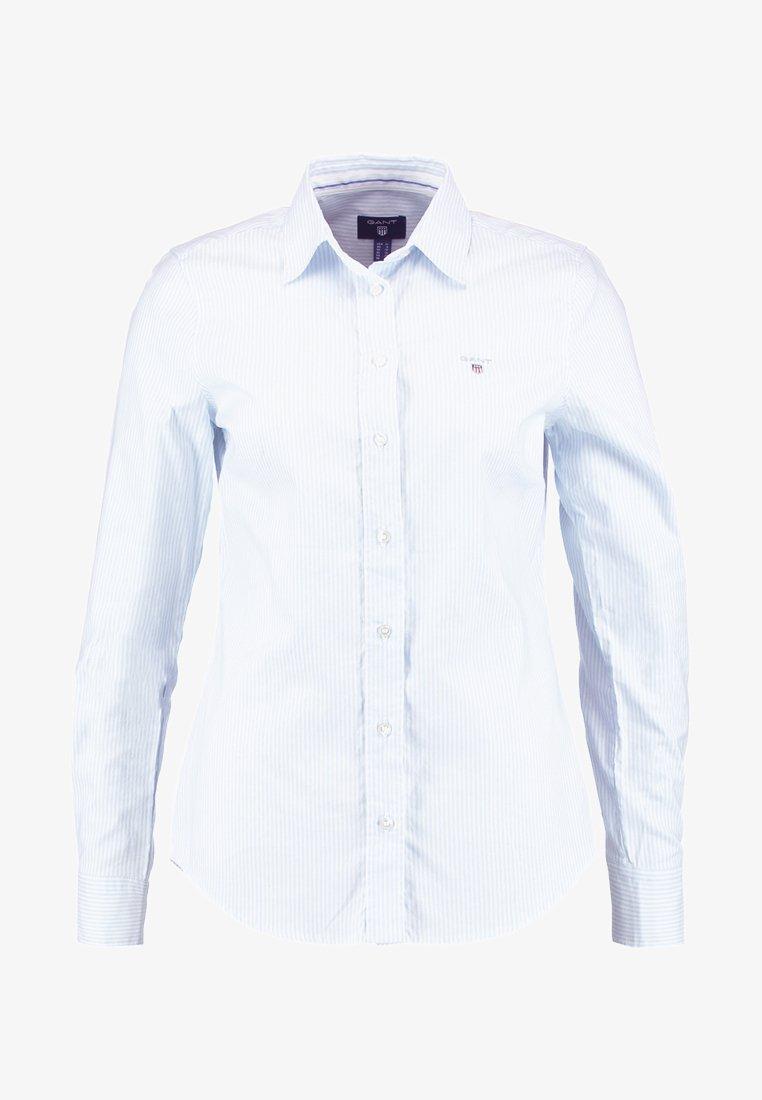 GANT - OXFORD BANKER - Košile - light blue