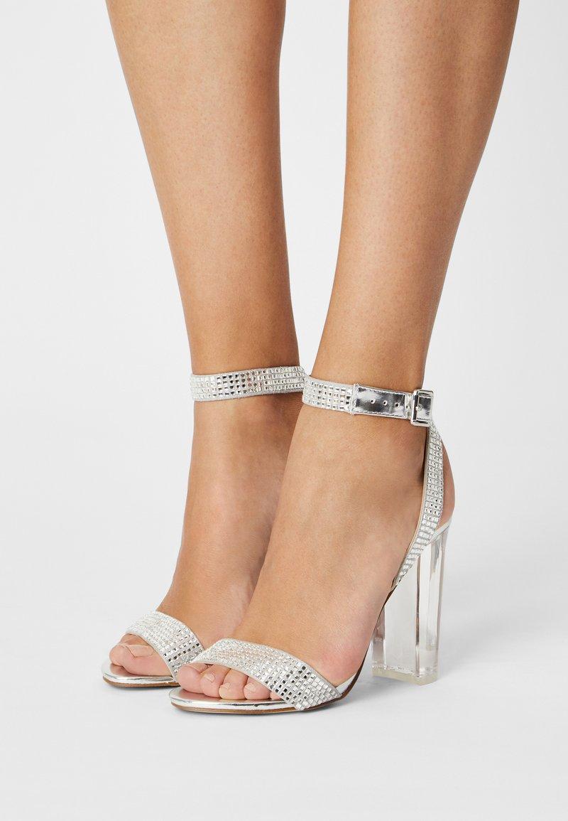 Steve Madden - YUMA-R - Sandals - silver