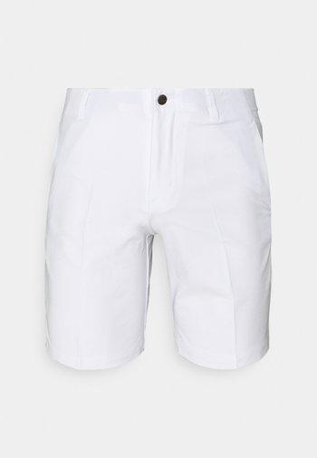ULTIMATE STRIPE SHORT - Sports shorts - white