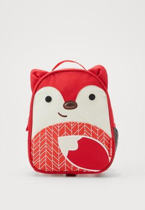 ZOO LET FOX - Rucksack - red