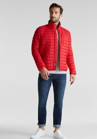 Esprit - RECTHINS  - Winter jacket - red - 1