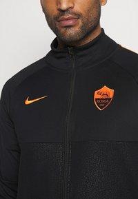 Nike Performance - AS ROM - Club wear - black/safety orange - 6