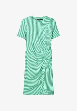 Jersey dress - island green