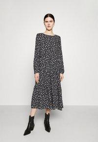 Even&Odd - Day dress - black/white - 0