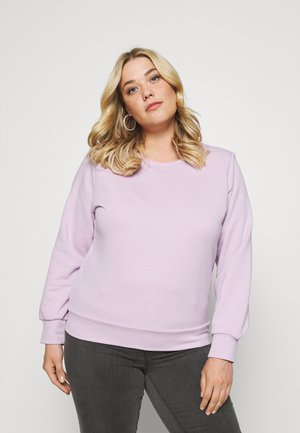 PCLIOLA LS LOUNGE - Sweater - orchid bloom