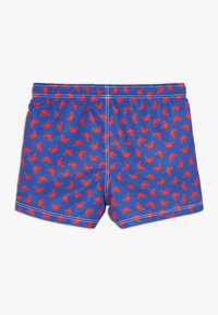 Benetton - SWIM TRUNKS - Uimashortsit - blue/red - 1