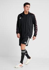 adidas Performance - JUVENTUS TURIN H SHO - Korte broeken - black/white - 1
