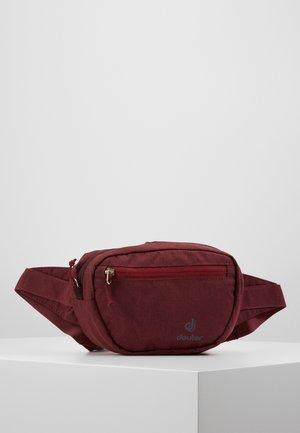 ORGANIZER BELT - Bæltetasker - maron