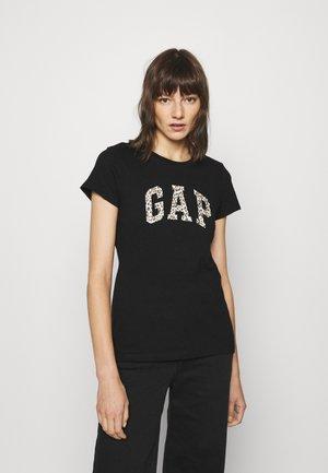 TEE - T-shirts med print - leopard