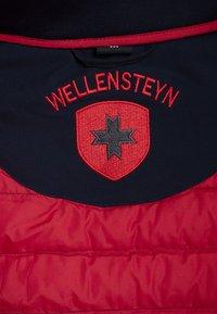Wellensteyn - MOL - Winter jacket - darknavy/red - 3