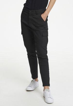 KAMANDY - Trousers - asphalt grey