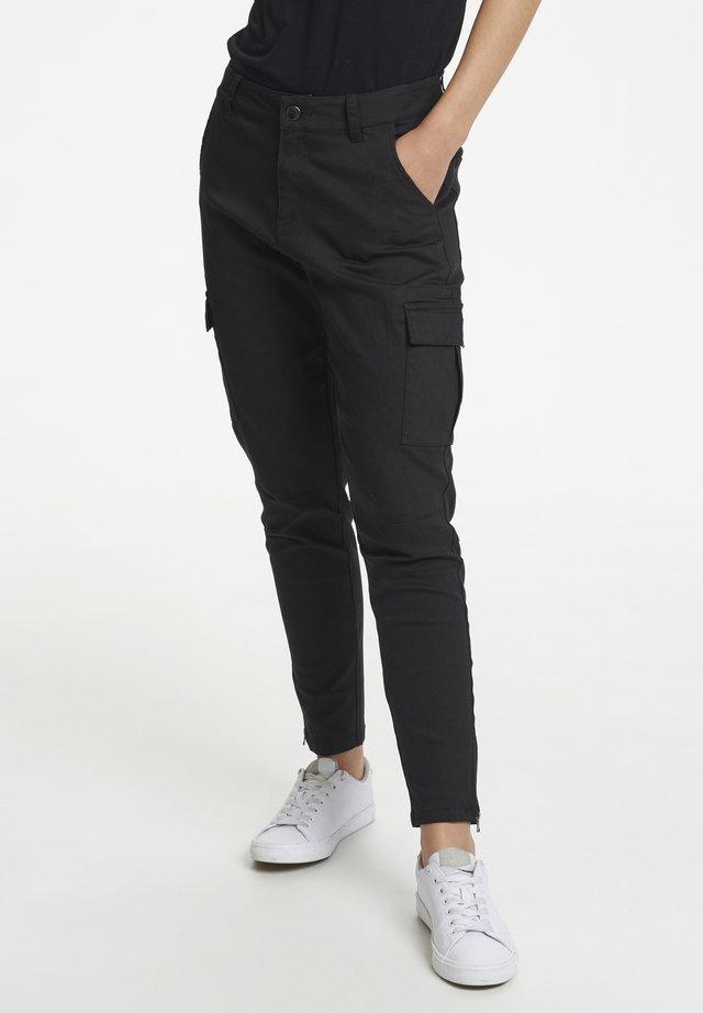 KAMANDY - Pantalones - asphalt grey