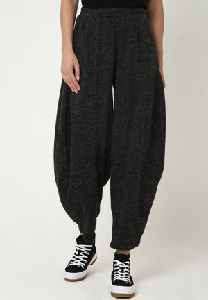 ERIN - Trousers - schwarz