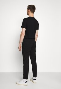 Hollister Co. - PULLON CROP - Trousers - black - 2