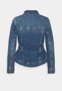 River Island - Denim jacket - blue denim - 1