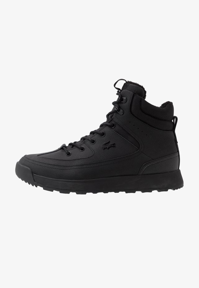 URBAN BREAKER - High-top trainers - black