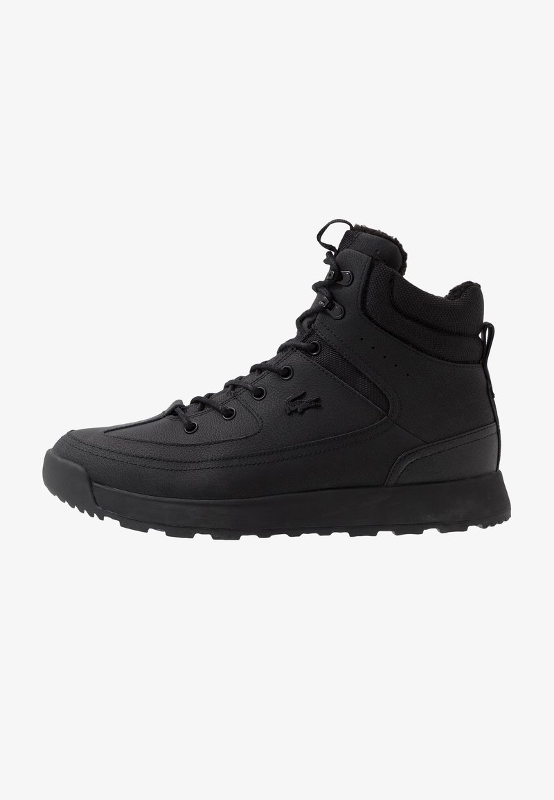 Lacoste - URBAN BREAKER - High-top trainers - black