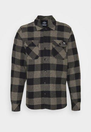 SACRAMENTO - Overhemd - grey melange