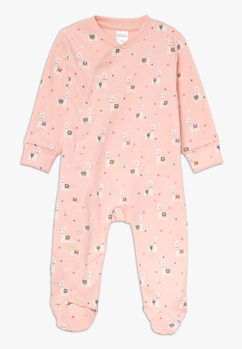 Staccato - PYJAMA LAMA BABY - Pyžamo - soft blush