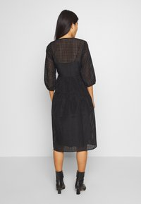 Love Copenhagen - MIALC DRESS - Day dress - pitch black - 2