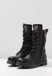 Replay - EVY - Cowboy/biker ankle boot - black - 4