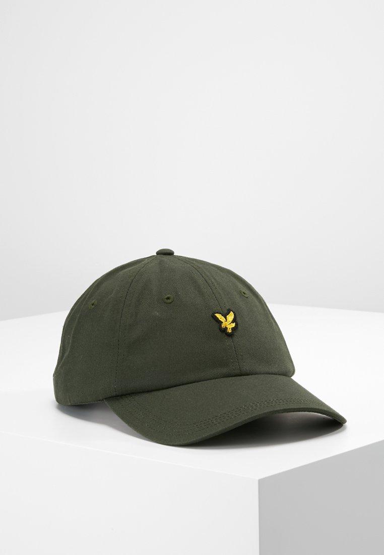 Lyle & Scott - BASEBALL UNISEX - Keps - leaf green