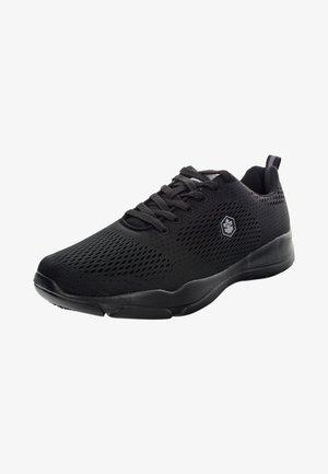 Trainers - black/black