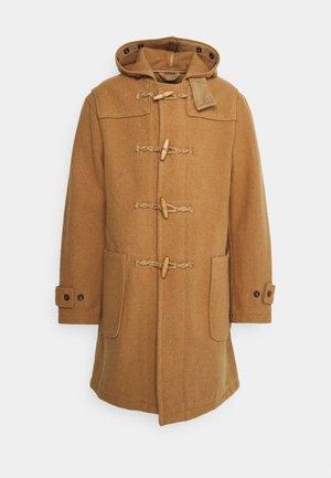 TOGGLE UNLINED COAT - Klasický kabát - camel