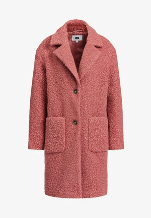 TEDDY - Classic coat - old rose