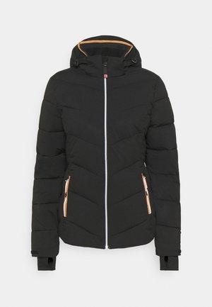 Skijakke - schwarz