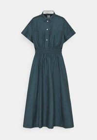 Paul Smith - WOMENS DRESS - Shirt dress - petrol - 0