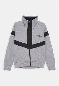 Automobili Lamborghini Kidswear - JACKET WITH CONTRAST INSERTS - Light jacket - grey antares - 0