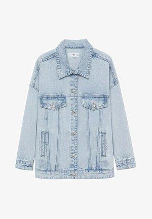 SEUL - Denim jacket - bleu moyen